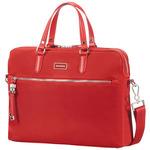 Samsonite Karissa Biz BAILHANDLE 15.6 červená / Dámská taška na notebook (60N*40004)