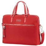 Samsonite Karissa Biz BAILHANDLE 15.6 2 COMP červená / Dámská taška na notebook (60N*40005)