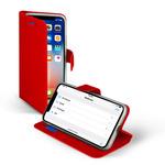 SBS BOOK SENSE pouzdro pro Apple iPhone X červená (8018417242045)