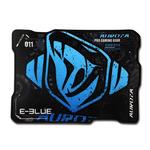 E-Blue Auroza černo-modrá / Herní podložka pod myš / 36.5x26.5 cm (PWEB013ZXH0C)