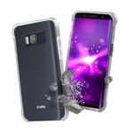 SBS Antishock pouzdro pro Samsung Galaxy S8 Plus transparentní (8018417234682)