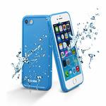 SBS Voděodolné pouzdro pro Apple iPhone 8 7 modrá (8018417227776)