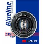 BRAUN C-PL polarizační filtr BlueLine - 55 mm (14176-B)