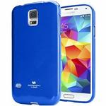 Mercury JELLY CASE zadní kryt pro Samsung i9500 Galaxy S4 modrá (33600523)