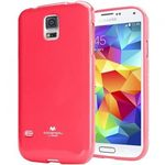 Mercury JELLY CASE zadní kryt pro Samsung i9500 Galaxy S4 růžová (33600522)
