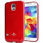 Mercury JELLY CASE zadní kryt pro Samsung J100 Galaxy J1 červená (33605755)