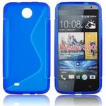 GAMACZ SILIKON pouzdro pro HTC DESIRE 300 modrá (32611586)