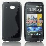 GAMACZ SILIKON pouzdro pro HTC DESIRE 601 černá (32611582)
