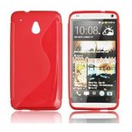 GAMACZ SILIKON pouzdro pro HTC ONE MINI červená (32611536)