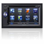 BLAUPUNKT SanDiego 530 World / Autorádio / DVD / MP3 / WMA / Radio / USB / 2DIN (1011303531001)