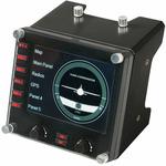 Logitech G Saitek Pro Flight - Instrument Panel / letový panel pro letecké simulátory (945-000008)