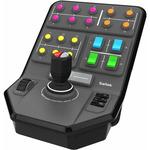 Logitech G Saitek Farm Simulator Vehicle Side Panel / ovládací panel s pákou pro hry ETS TS FSX XPlane a Elite Dangerous (945-000014)