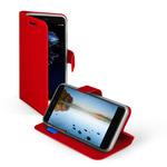 SBS Book Sense pouzdro pro Huawei P10 Lite červená (TEBOOKSENSEHUP10LR)