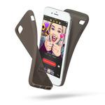 SBS Polo pouzdro pro Apple iPhone 8 7 6S 6 hnědá (TEPOLOIP7TB)
