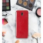 3mk Ferya Ochranná fólie zadního krytu pro Samsung Galaxy J7 2017 červená třpytivá (5903108017428)