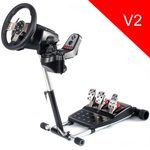 Wheel Stand Pro DELUXE V2 stojan na volant a pedály / pro Logitech G25 G27 G29 G920 (G27-WSP)