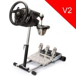 Wheel Stand Pro DELUXE V2 stojan na volant a pedály pro Thrustmaster TS-PC T-GT TS-XW T150 Pro (T50