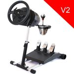Wheel Stand Pro DELUXE V2 stojan pro volant a pedály Thrustmaster T300RS TX TMX T150 T500 T-GT TS-XW (T300/TX)