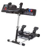 Wheel Stand Pro DELUXE V2 stojan na joystick a pedály Saitek Pro Rudder, Pro Flight Yoke System (SAITEK)