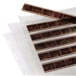 Hama obal na negativ 24 x 36 mm 100ks / PP čirý (2051-H)