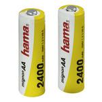Hama Ready4Power AA 2ks / 2400 mAh / NiMH (87096-H) - Baterie Ready4Power AA 2400 mAh 2ks