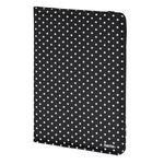 Hama pouzdro pro 8 tablet černá / věstavěná klávesnice / OTG / věstavěný stojánek / USB (135533-H)
