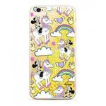 Disney Minnie 037 Glitter Back Cover pro Huawei P20 Lite zlatá (5903040006832)