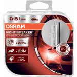 OSRAM D1S XENARC®NIGHT BREAKER UN. 1224V 35W / Xenonová výbojka / PK32d-2 / 4300K / živ.3000h / 2ks (66140XNB-HCB)