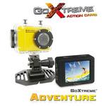EasyPix GoXtreme Adventure Action 720P / Odolná kamera / 1.3Mpix CMOS / 2.0 LCD / USB / MicroSD / žlutá (20116)