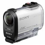 Sony 4K FDR-X1000VR Action Cam + Live View ovladač / 8.8 Mpx CMOS 4K / NFC / WiFi / GPS / Bílá (FDRX1000VR.CEN)