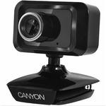 CANYON CNE-CWC1 / 1.3 MPix webová kamera / USB2.0 (CNE-CWC1)