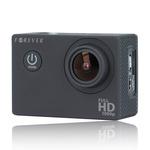 Forever SC-200 FullHD / sportovní kamera / 1.5 / 1920x1080 / 30m / 900mAh / micro SD do 32GB / černý (CAMSPORTSC-200)