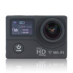 Forever SC-220 Dual LCD/ sportovní kamera / 2.0 / 1920x1080 / 30m / 1050mAh / micro SD do 64GB / černý (CAMSPORTSC-220)