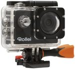 Rollei ActionCam 333 / FULL HD video 1080-30 fps / 170° / 30m pzd. / Wi-Fi / Černá (40293)