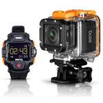 BenQ QC1 černá / outdoor kamera / LTE / 13MPix / CMOS / FULL HD / hodinky v balení (9H.G25AA.D01)