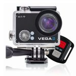 Niceboy VEGA 4K / Outdoorová kamera / 2 LCD / 12MP / 4K@25FPS / 170° / WiFi / HDMI / USB / microSD (8594182422207)