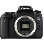 Canon EOS 760D Body / 24.2 MPix / Wi-Fi / NFC / černý (0021C015AA)