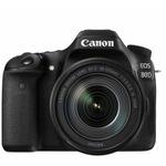 Canon EOS 80D + EF-S 18-135mm / 24.2 Mpix / CMOS / 3 dotykové LCD (1263C041AA)