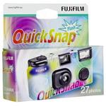 Fujifilm QUICKSNAP VV EC FL 27EX CD20 / jednorázový analogový fotoaparát (7130784)
