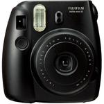 Fujifilm INSTAX MINI 8S / analogový fotoaparát / pro okamžitou fotografii / Černý (16427690)