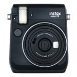 Fujifilm INSTAX MINI 70 Black / analogový fotoaparát / pro okamžitou fotografii / Černý (16513877)