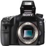 Sony Alpha 77 II / 24,3 Mpix / CMOS / FullHD video / 3 LCD / bez objektivu / černá (ILCA77M2.CEC)