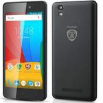Prestigio MultiPhone Muze A5 / CZ / 5HD / Quad-Core 1.2 GHz / 1GB RAM / 8GB / Dual SIM / Android 5.1 / černá (PSP5502DUOBLACK)