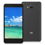 Xiaomi Redmi 2 - LTE 16GB / 4.7 / QC 1.2GHz / 2GB RAM / 16GB / 8MP + 2MP / Dual-SIM / Android / černý (472007)