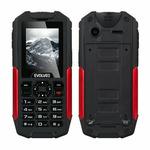 EVOLVEO StrongPhone X3 / 2.0 / DUAL SIM / svítilna / microSDHC / 2800mAh / černý (SGM SGP-X3-B)