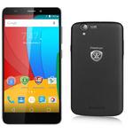 Prestigio MultiPhone Muze K5 LTE / CZ / 5 / Quad-Core 1.0 GHz / 1GB RAM / 8GB / Dual SIM / Android 5.1 / černá (PSP5509DUOBLACK)