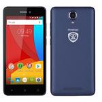 Prestigio MultiPhone Muze K5 LTE / CZ / 5 / Quad-Core 1.0 GHz / 1GB RAM / 8GB / Dual SIM / Android 5.1 / modrá (PSP5509DUOBLUE)