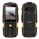 Aligator R20 eXtremo / 2.4 / IP67 / svítilna / microSDHC / Dual SIM / 4000mAh / černo-žlutý (r20-yellow/black)