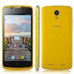 Zánovní - ZOPO ZP590 Black / 4.5 / Quad-Core 1.3 GHz / 960 x 540 / 512 MB RAM / Dual SIM / Android 4.4 / černý / bazar (zopo.zp590.yellow.zánovní)