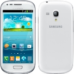 Zápůjčka - Samsung Galaxy S III Mini VE (i8200) / CZ distribuce / 4 / 8 GB / Bílá (GT-I8200RWNETL.zapujcka)